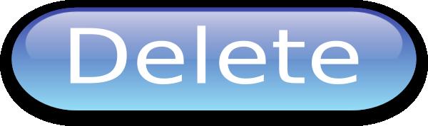 Delete Button PNG - 25793