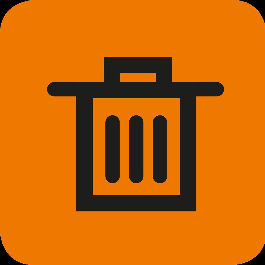 Delete Button PNG - 25804