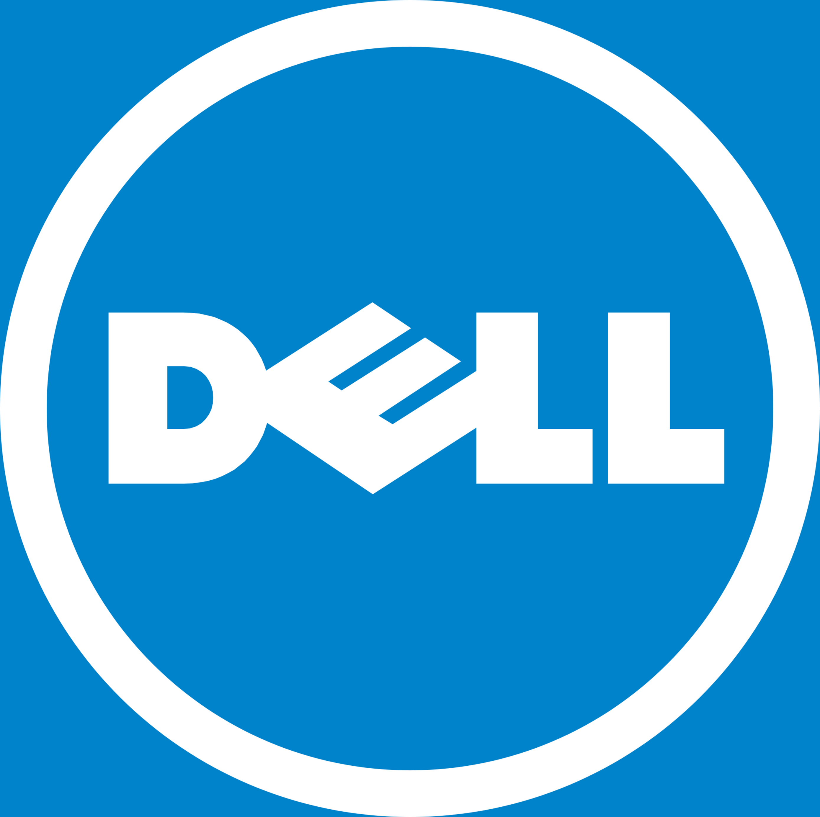 Dell Logo PNG - 29607