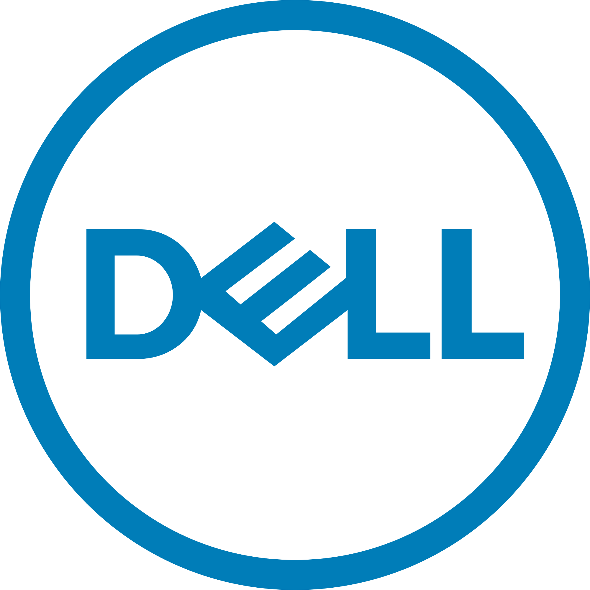 DELL 2016 logo vector