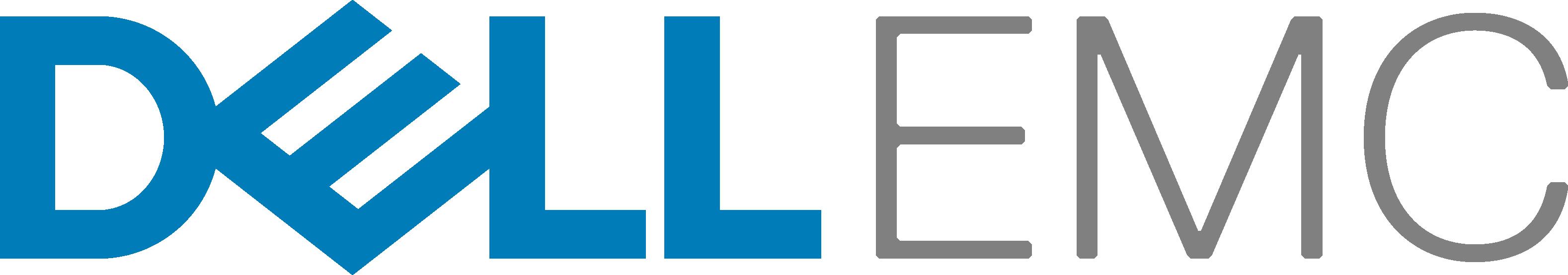 dell-emc-logo - Dell Vector PNG