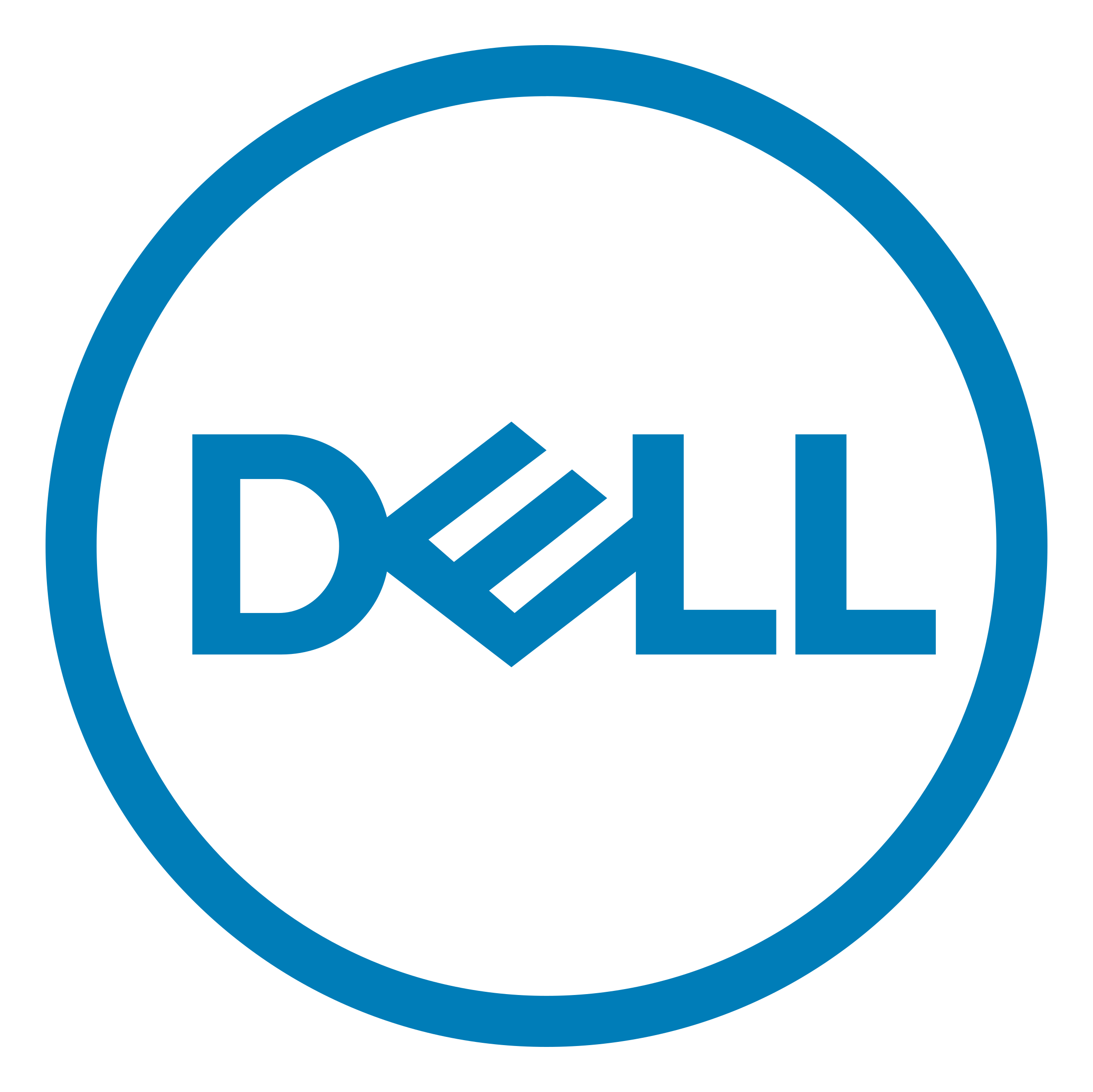 Dell Logo PNG - Dell Vector PNG