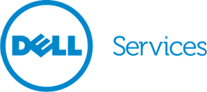 Dell Services Logo Vector - Dell Vector PNG