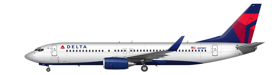 Delta Airlines PNG - 32120