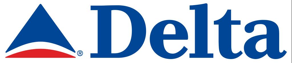 File:Delta Airlines Logo.svg - Delta Airlines PNG