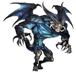 Demon PNG - 15219