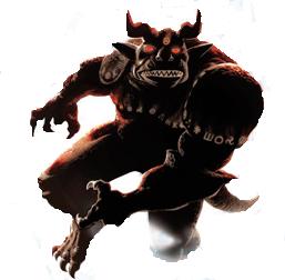 Demon PNG - 15216