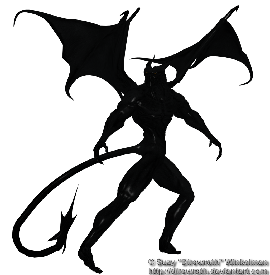 Demon Png Hd PNG Image - Demon PNG