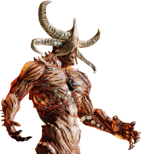 Demon PNG Transparent Image - Demon PNG