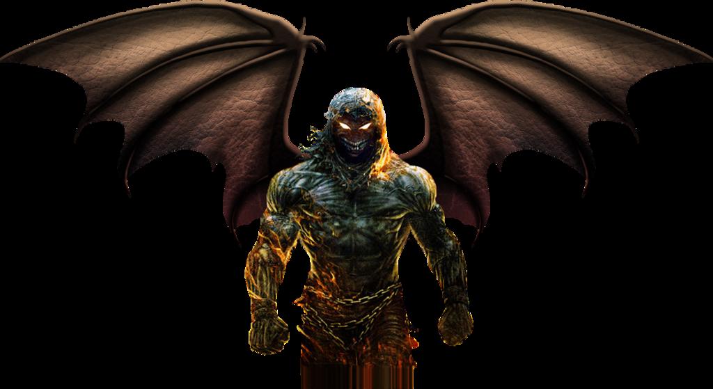 Demon PNG - 15203