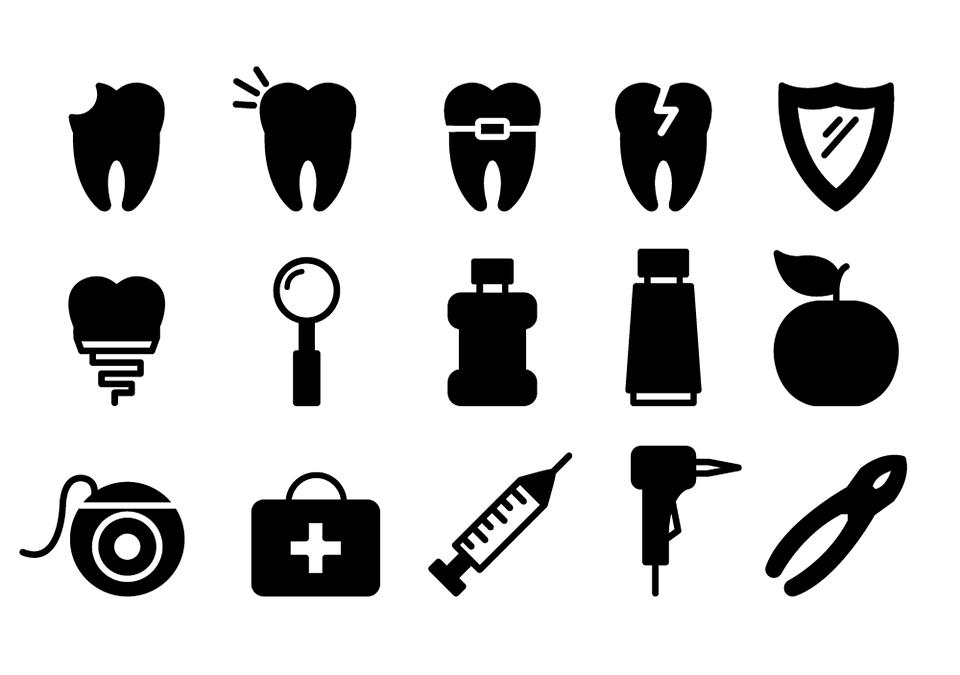 Dental Health PNG HD - 121907