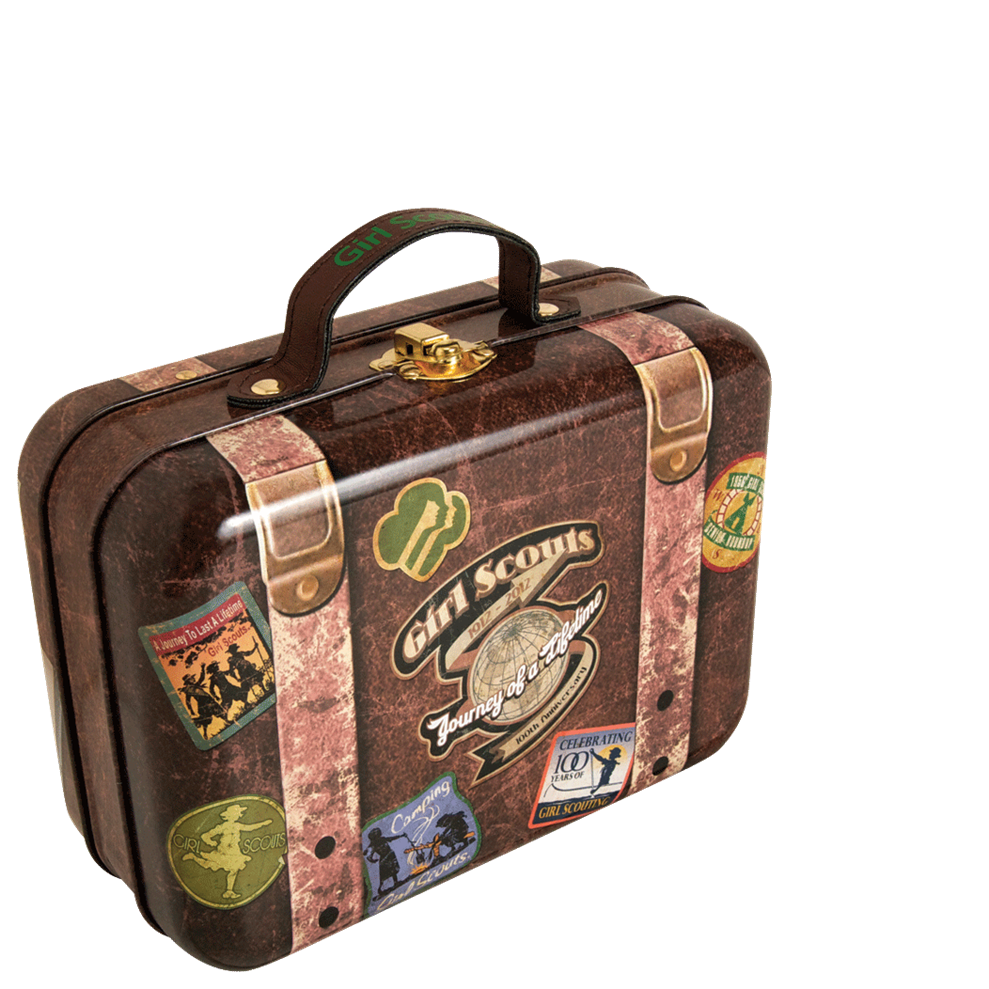 Luggage PNG - 4431