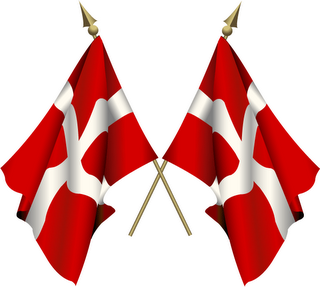 Danish, Denmark, Flag, Nation