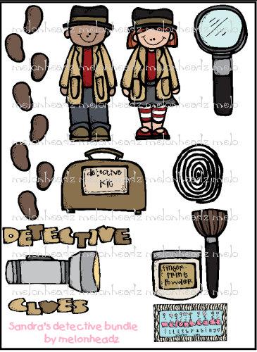 Like- MelonHeadz: detective b