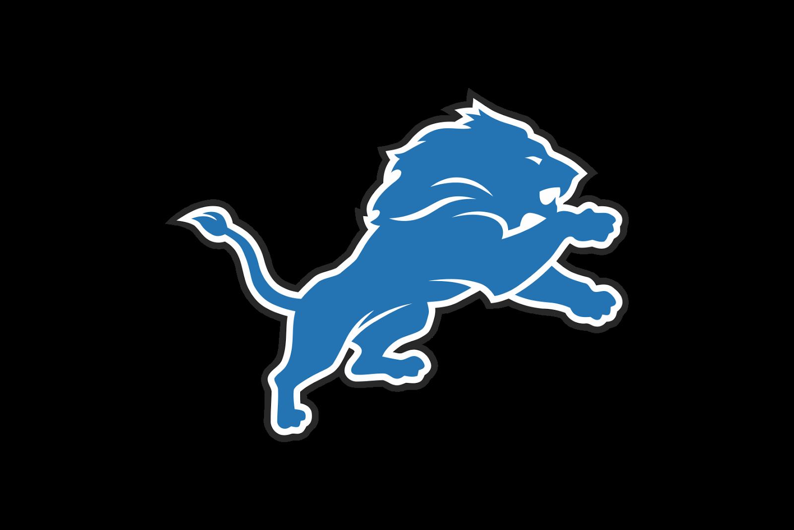 Detroit Lions Logo PNG - 32528