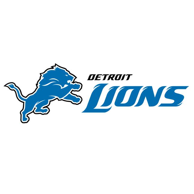 Detroit Lions Logo PNG - 32531