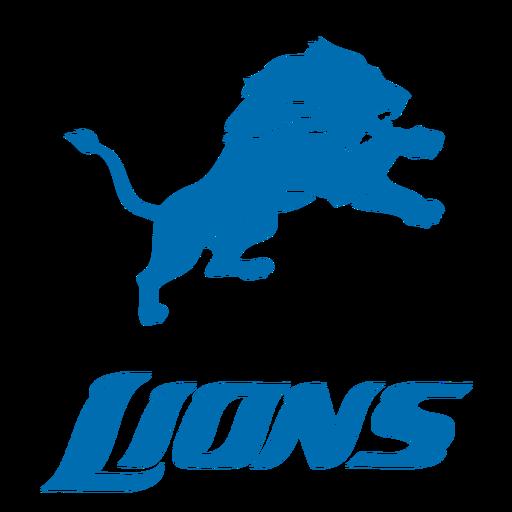 Detroit Lions Logo PNG - 32530