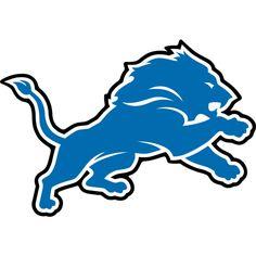 Detroit Lions Logo PNG - 32532