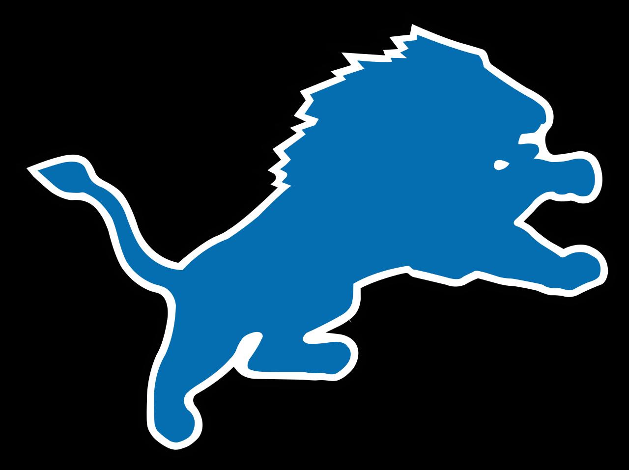 Detroit Lions Logo PNG - 32524