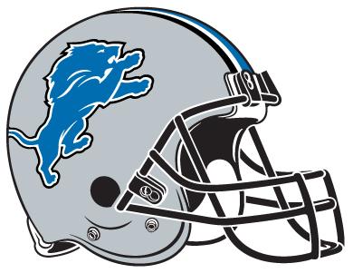 Detroit Lions Logo PNG - 32534