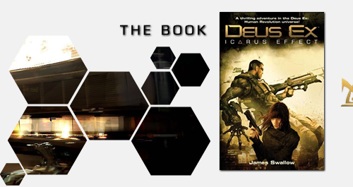 Beware of spoilers from both articles however, as they are set just before  and during the events of Deus Ex: Human Revolution! - Deus Ex HD PNG