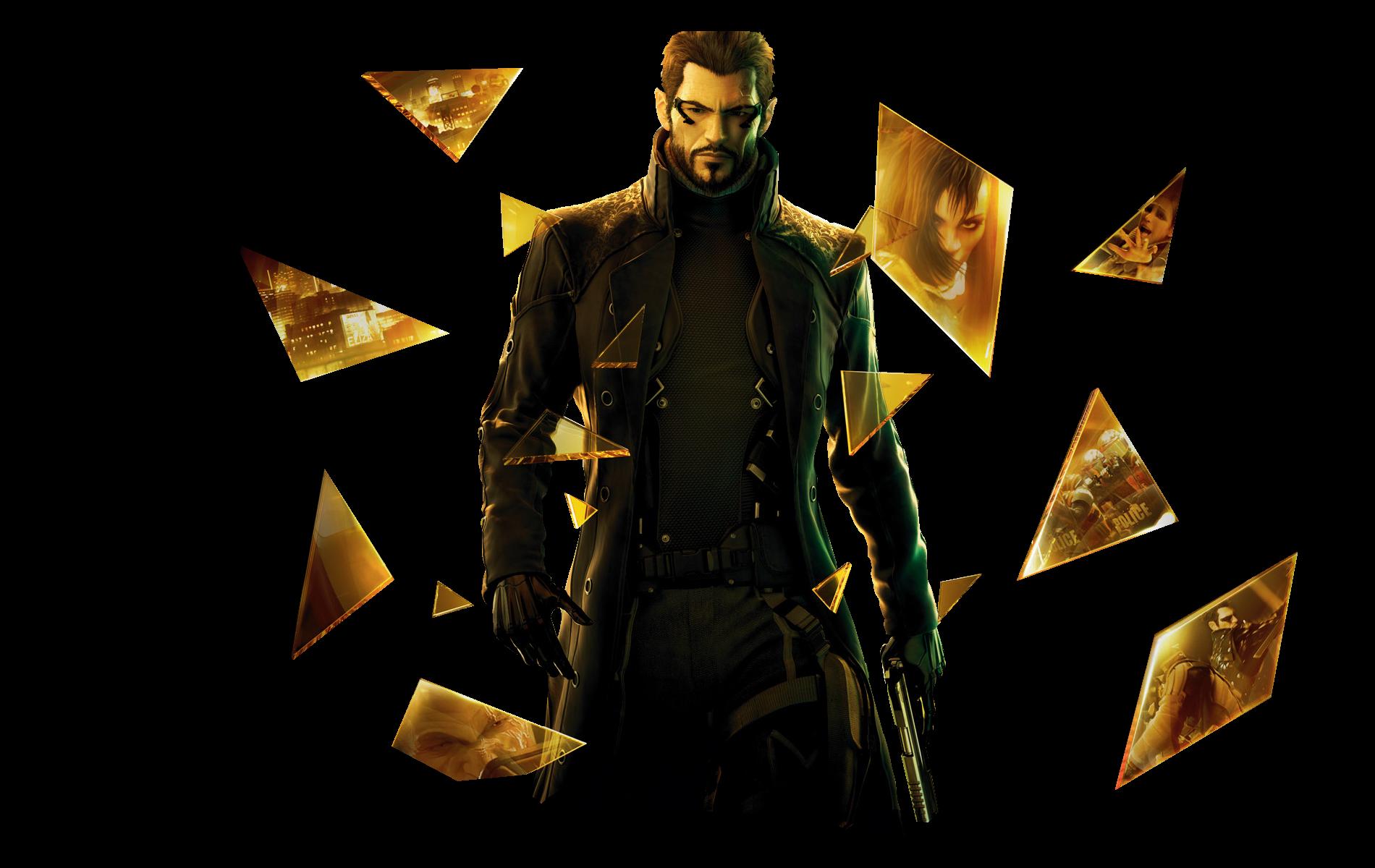 Deus Ex HD PNG