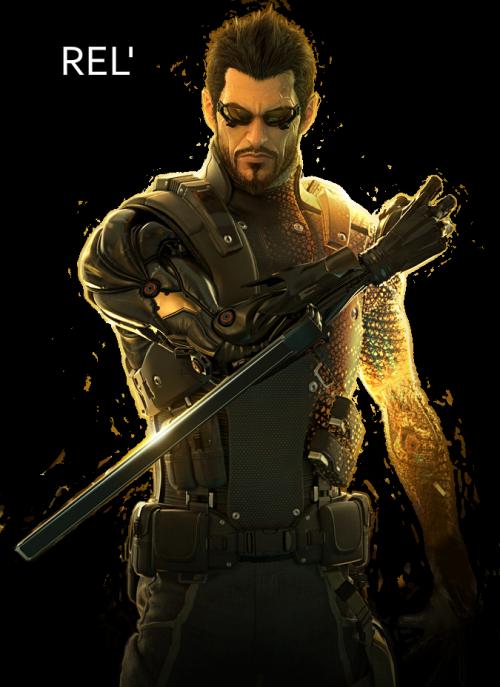 Deus Ex Free Download Png PNG Image - Deus Ex PNG