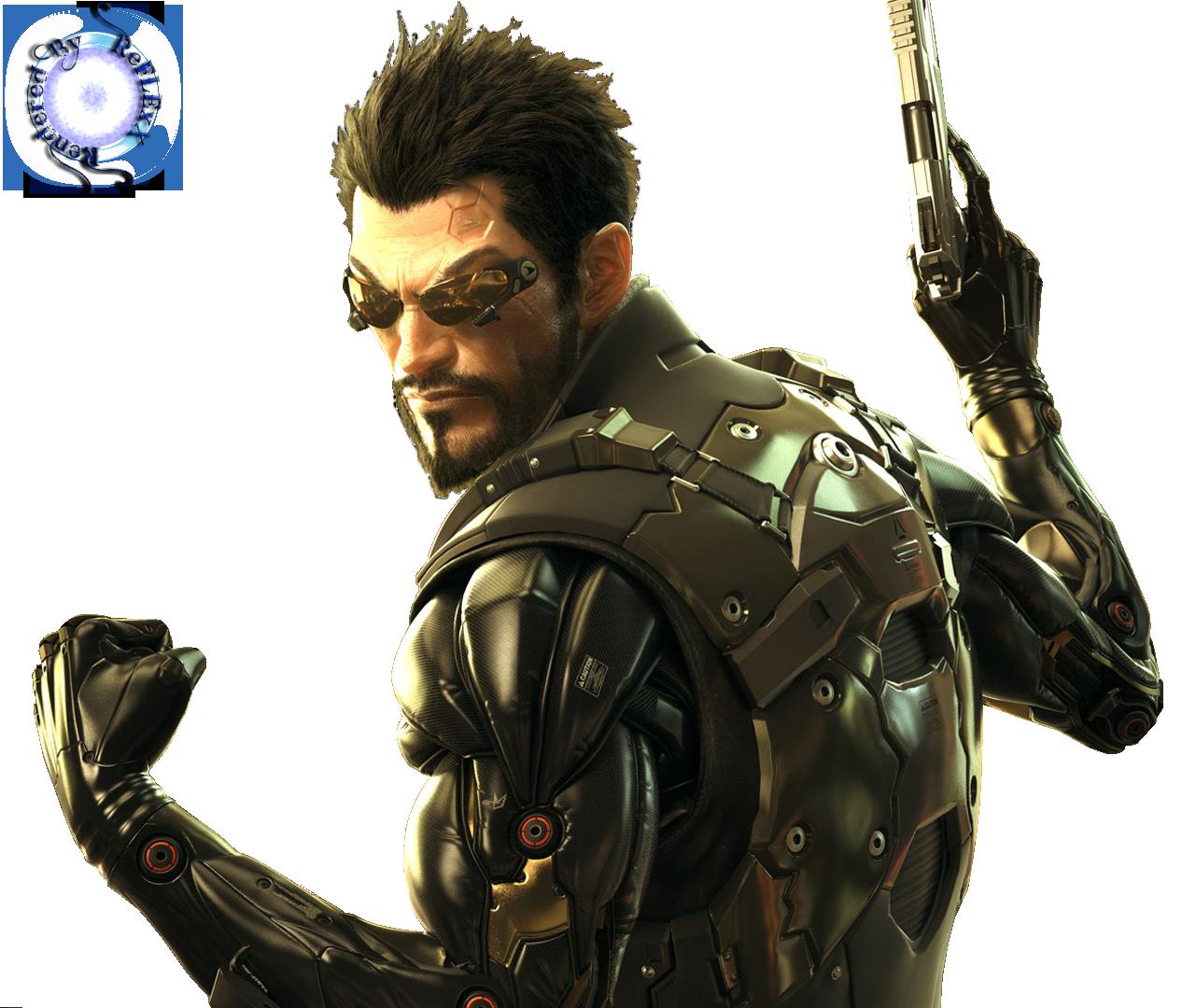 Deus Ex Free Png Image PNG Image - Deus Ex PNG