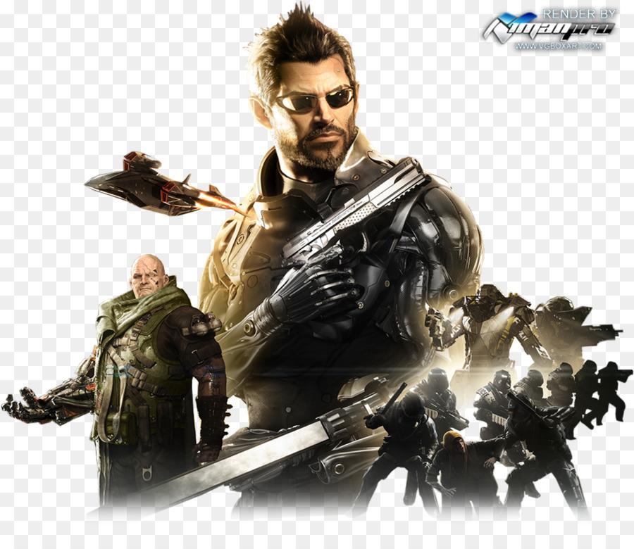 Deus Ex: Mankind Divided Deus Ex: Human Revolution Steam High-definition  video Wallpaper - Deus Ex PNG Transparent Images - Deus Ex PNG