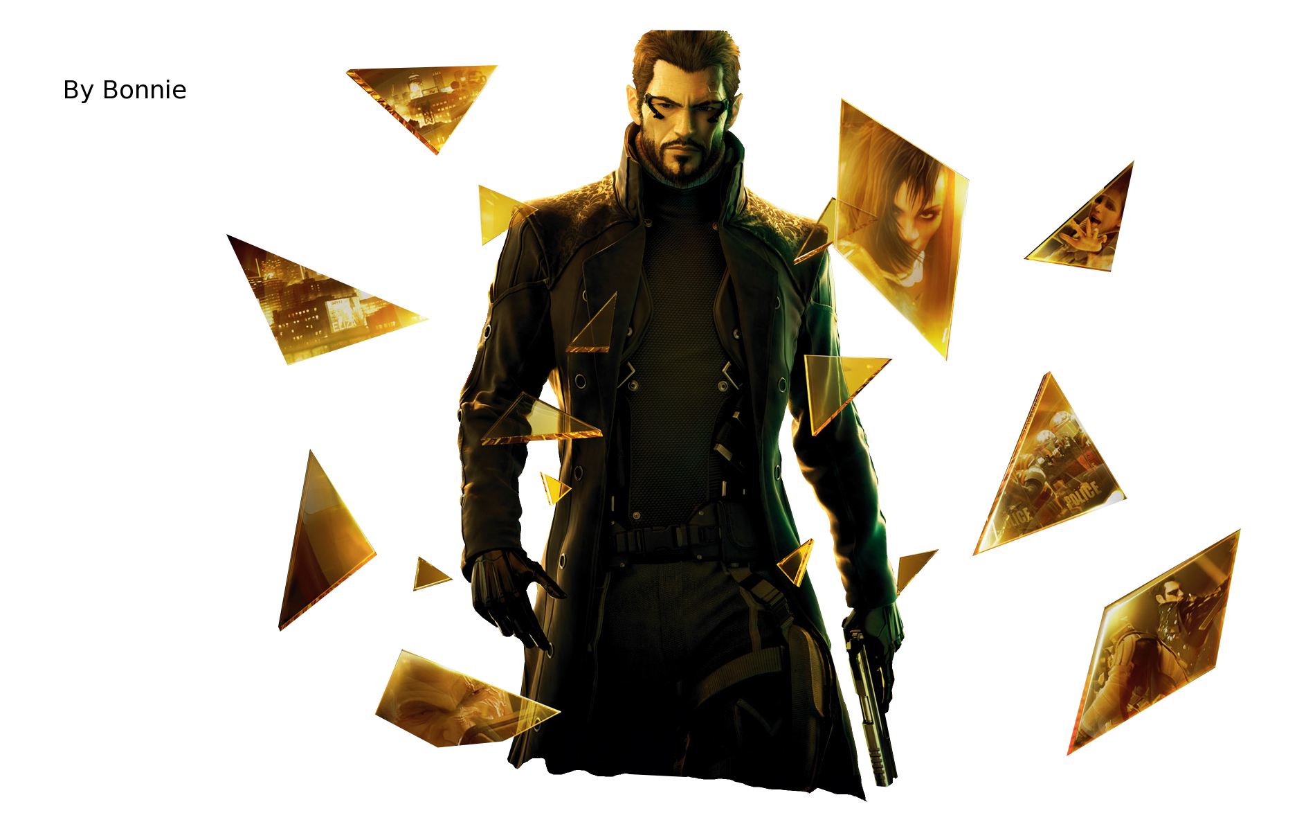 Deus Ex Png Hd PNG Image - Deus Ex PNG