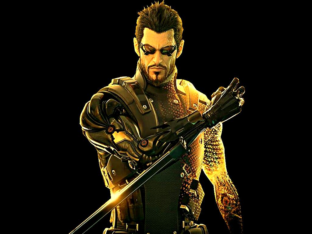 Deus Ex PNG