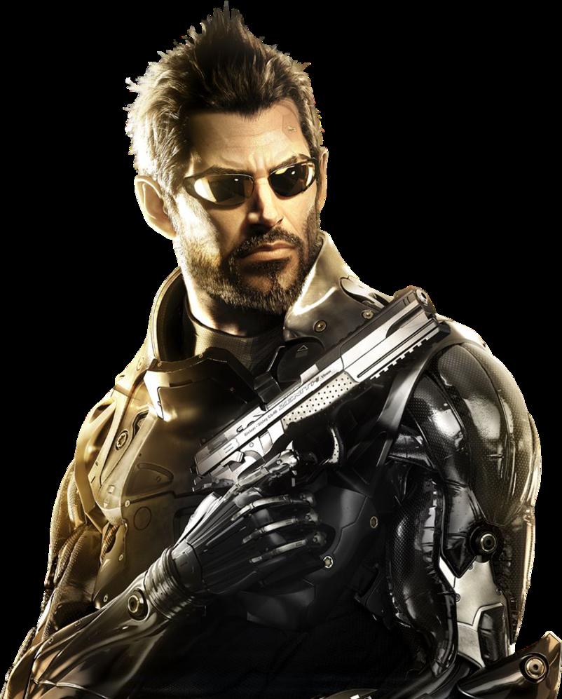 . PlusPng.com Deus Ex: Mankin