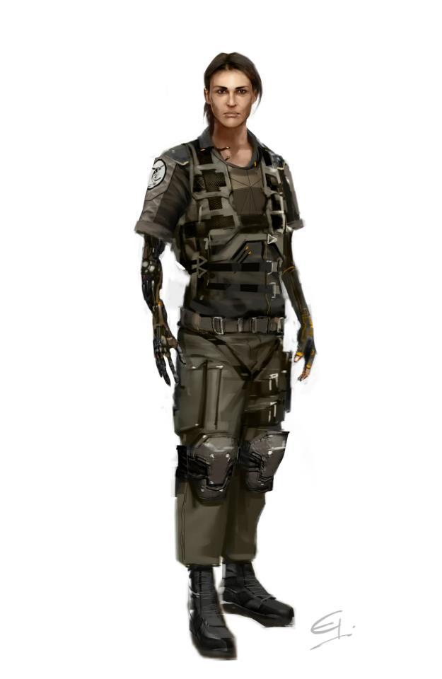 DX3 KeitnerConcept.png - Deus Ex PNG