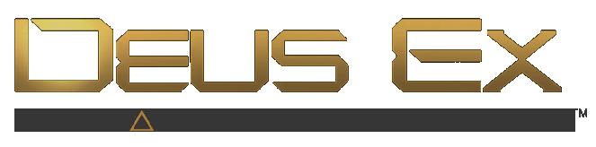 Dxhr logo.png - Deus Ex PNG