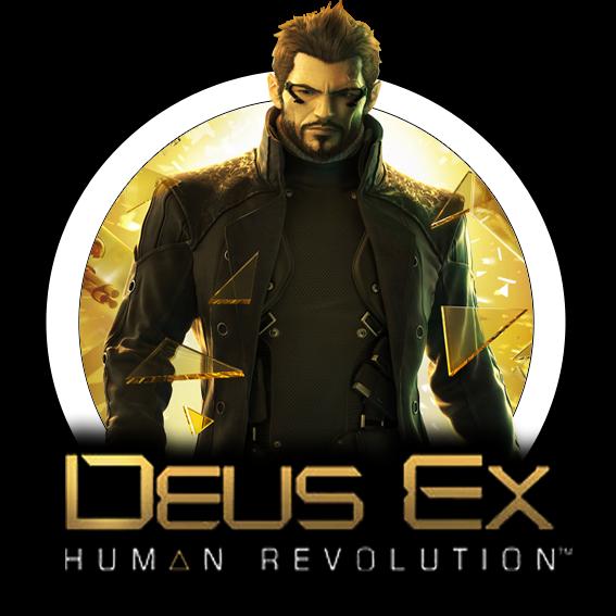 Filename: Deus-EX-Human-Revolution-by-lordamr.png - Deus Ex PNG