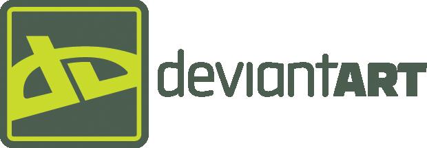 Deviantart Logo PNG - 10639