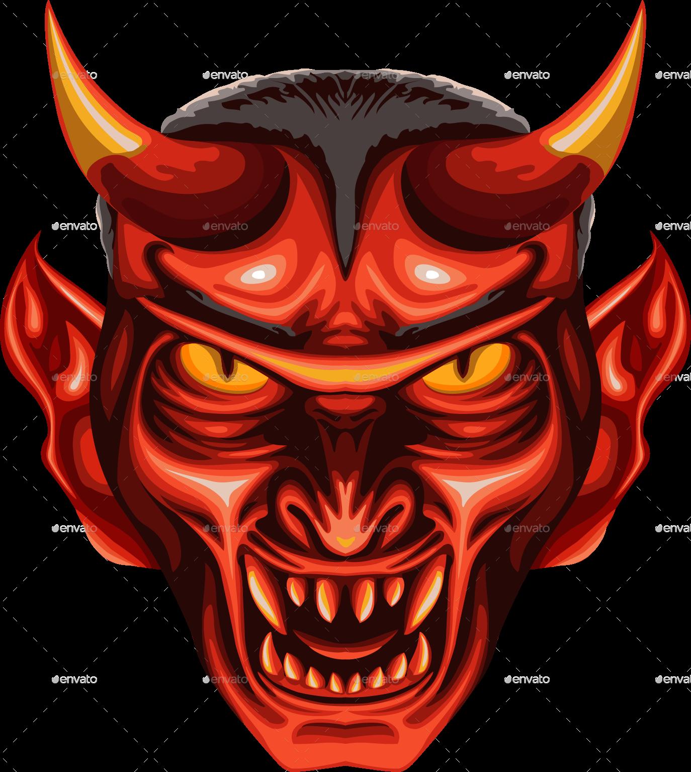 Devil Head PNG HD - 126976