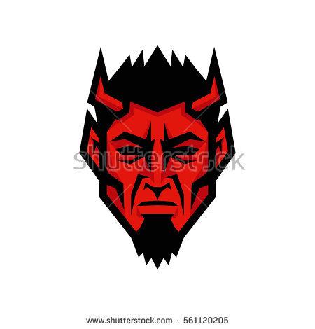 Devil Head PNG HD - 126987