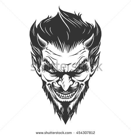 Devil Head PNG HD - 126978