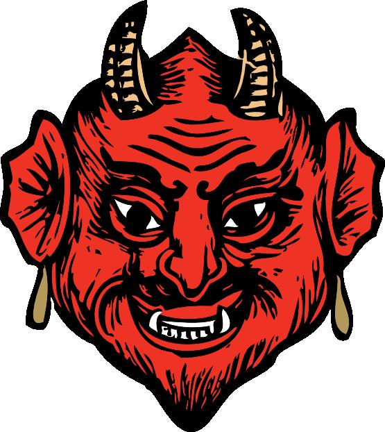Devil Head PNG HD - 126977
