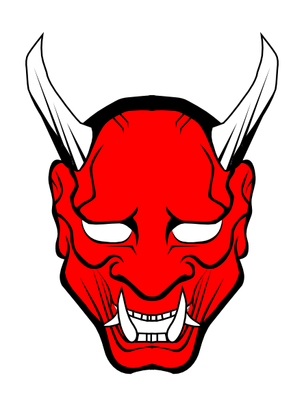 Devil Head PNG HD