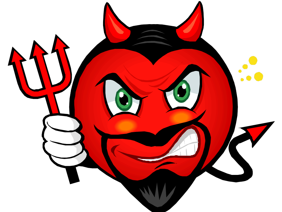 Devil Png Images Pictures - Becuo - Devil Head PNG HD