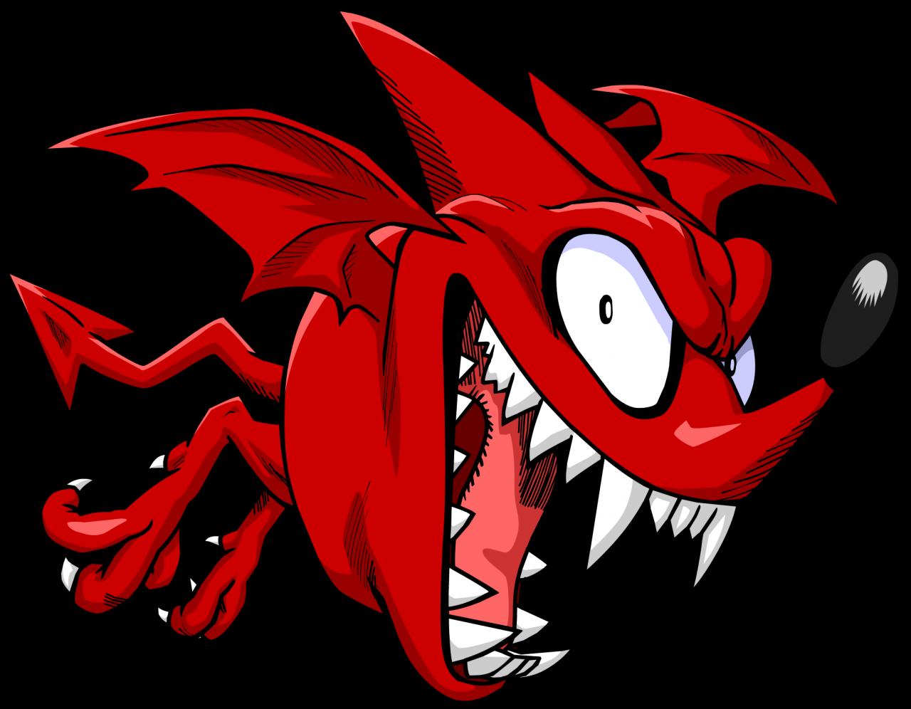 Devil Head PNG HD - 126988