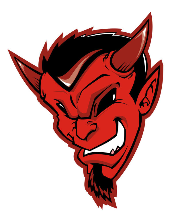 Devil Head PNG HD - 126980