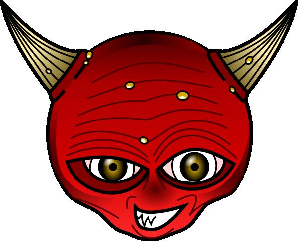 Devil Head PNG HD - 126985