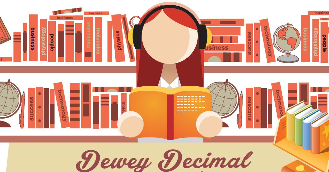Dewey Decimal System PNG - 135481