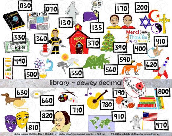 Dewey Decimal System PNG - 135489