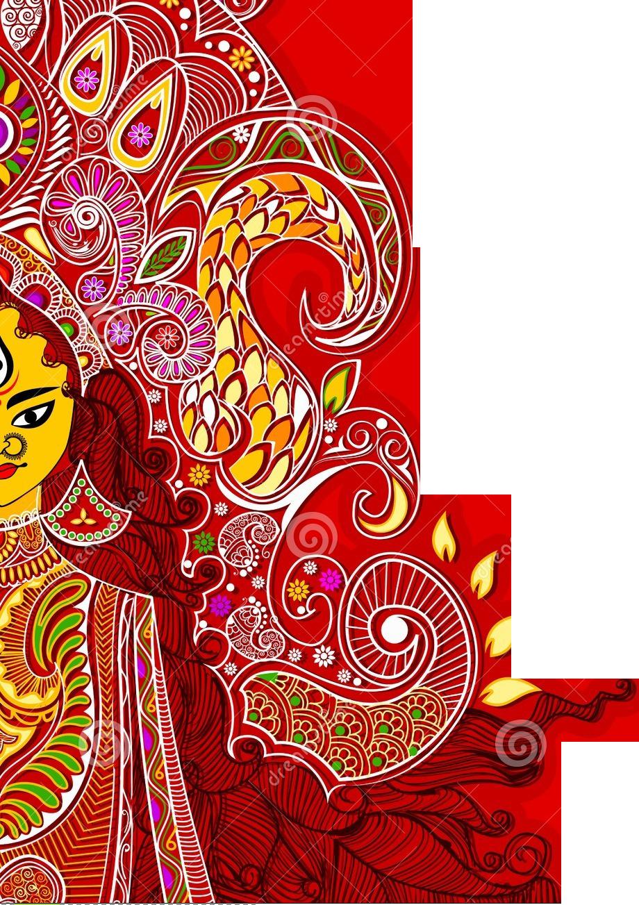 Dhaki PNG In Durga Puja-PlusP