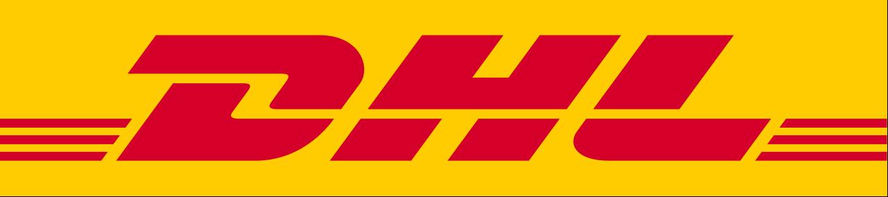 File:DHL Logo.svg - Dhl PNG