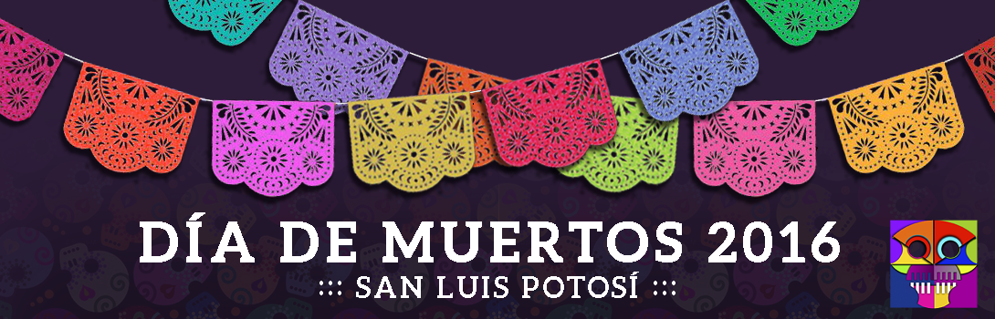 banner-dia-de-muertos - Dia De Los Muertos Banner PNG